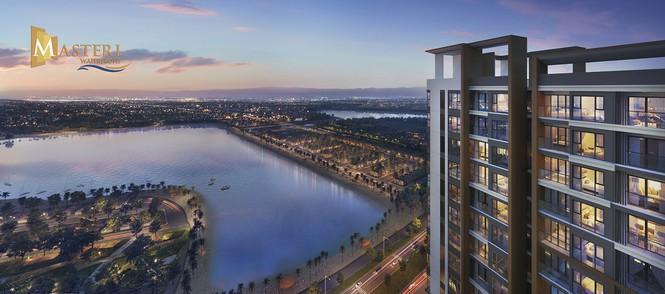 Với vị trí trung tâm đại đô thị Vinhomes Ocean Park, cư dân Masteri Waterfront ...